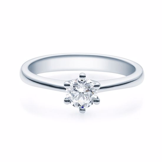 Enstens diamantring Diona Platina med 0,50 ct TW-Si.Magic Moments -18001050pt