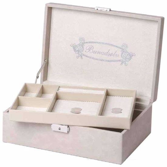 Smykkeskrin sand/beige bunadskrin - 5070