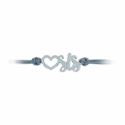Sisters armbånd i sølv. JOYTAG - 755