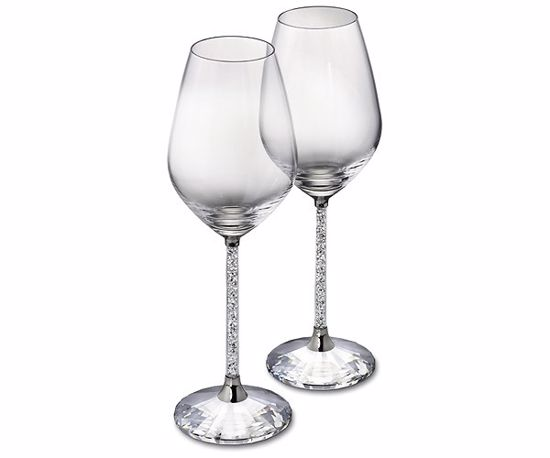 Bilde av Swarovski. Crystalline Red Wine Glasses (Set of 2) - 1095948