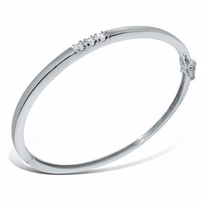 Armbånd Azur med diamanter 0,16 ct W-Si-AB00206