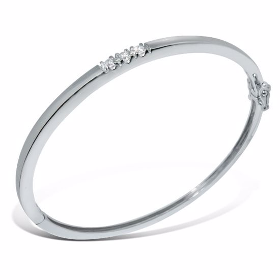 Armbånd Azur med diamanter 0,22 ct W-Si-AB00206