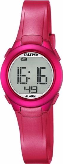 Calypso digital,pikeur,cerise - K5677-4