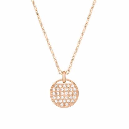 Swarovski smykke Ginger, Rose gold plating- 5265913