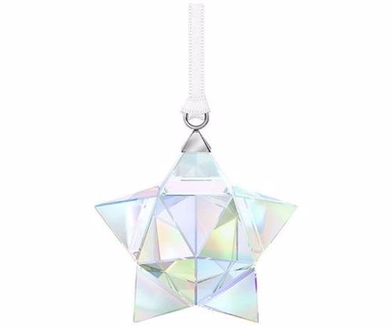 Swarovski figurer. Star Ornament, Crystal AB - 5283478