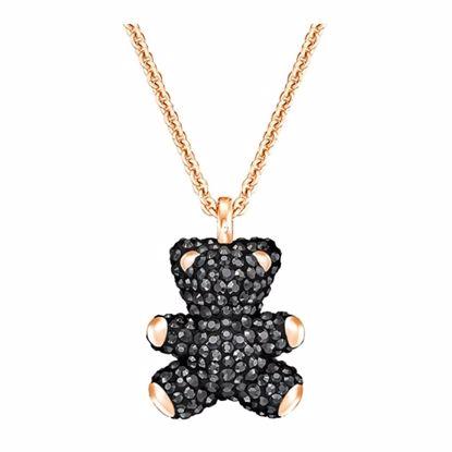 Swarovski smykke Teddy 3D Pendant, Gold plating - 5300448