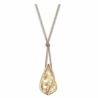 Swarovski smykke Energic Pendant, Mixed plating - 5195924