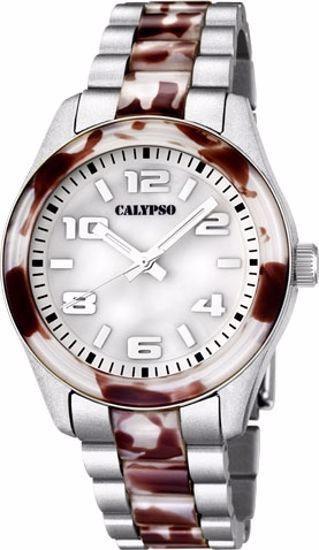 Calypso trend 50 m, lenke, brun/alu - K5648-9