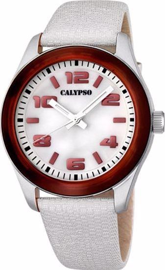 Calypso trend,hvit rem - K5653-1
