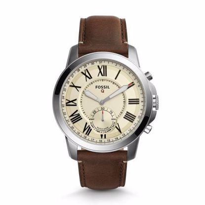 Fossil  Klokke Hybrid Smartwatch - Q Grant - FTW1118