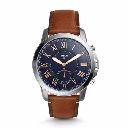 Fossil  Klokke Hybrid Smartwatch - Q Grant - FTW1122