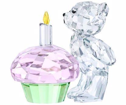 Swarovski figurer. Kris Bear - Time to Celebrate - 5301570