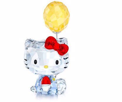 Swarovski figurer. Hello Kitty Balloon - 5301578