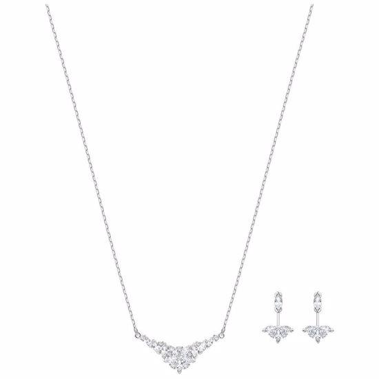 Swarovski smykkesett Lady - 5390188