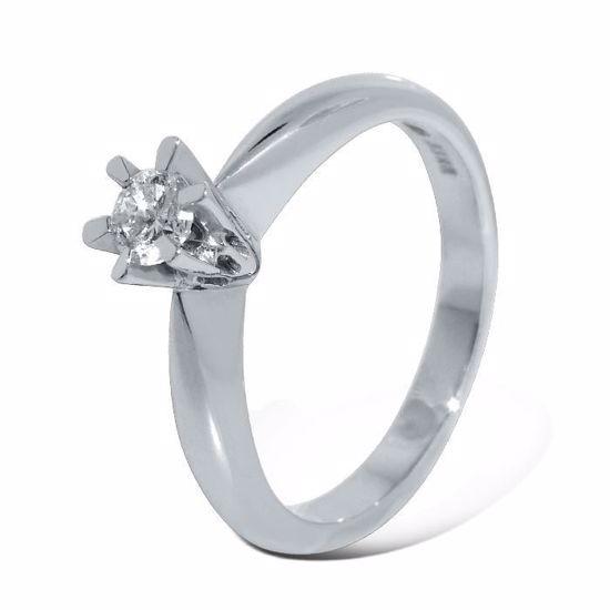 Diamantring - frierring Athene med 0,175 ct TW-Si-50352017