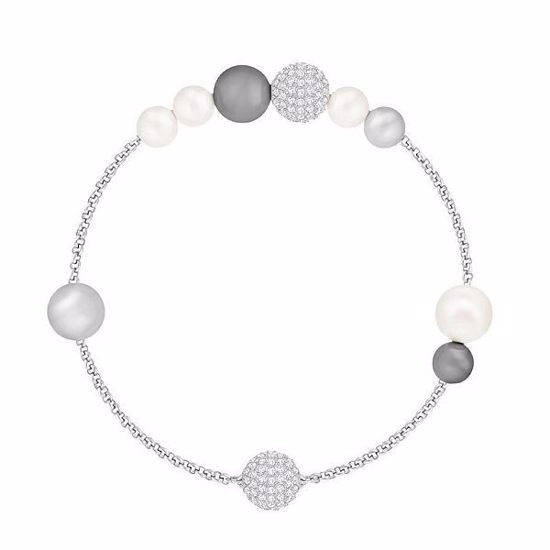 SWAROVSKI REMIX COLLECTION PEARL ARMBÅND - 5365739