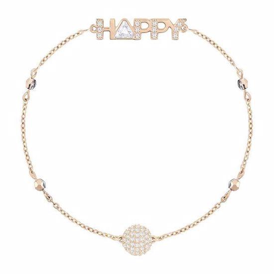 Swarovski Remix Collection Happy armbånd - 5423171