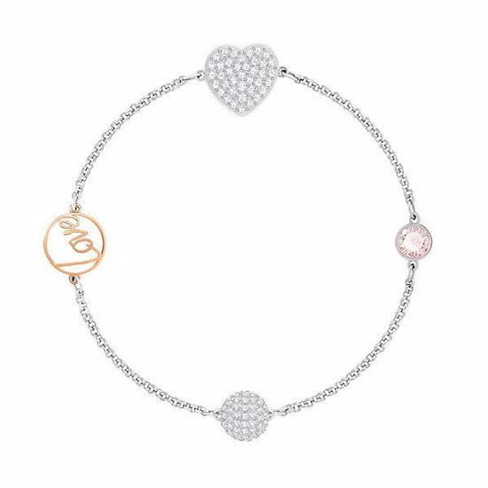 SWAROVSKI REMIX COLLECTION HEART ARMBÅND - 5365760