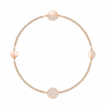 SWAROVSKI REMIX COLLECTION ROUND SHAPE ARMBÅND - 5365763