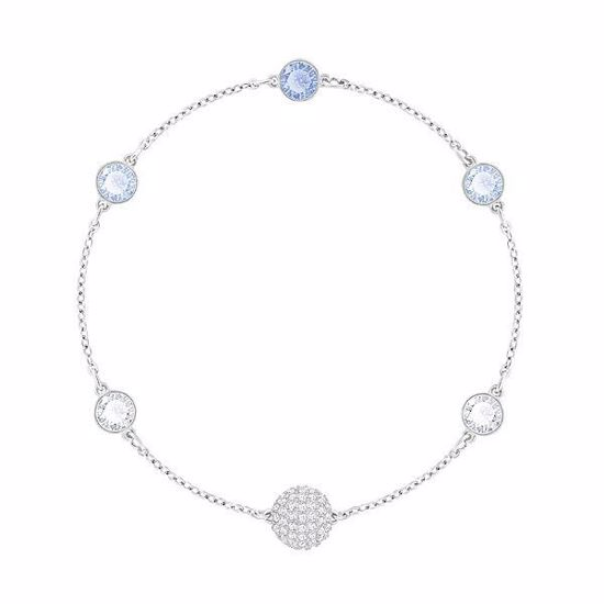 SWAROVSKI REMIX COLLECTION TIMELESS BLUE ARMBÅND - 5354791