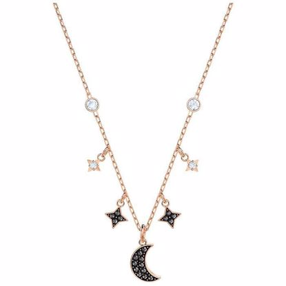 Swarovski collier Duo Moon - 5429737