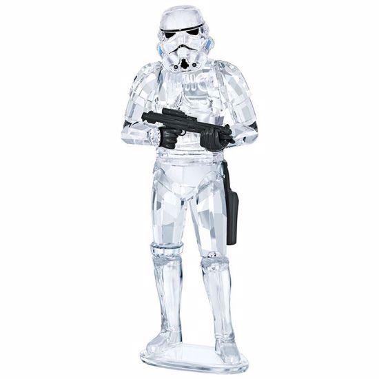 Swarovski figurer. Stormtrooper - 5393588