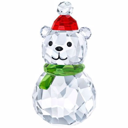 Swarovski figurer. Rocking Polar Bear - 5393459