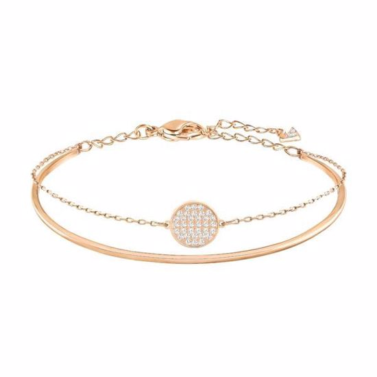 Swarovski armbånd Ginger, Rose Gold Plating - 5274892