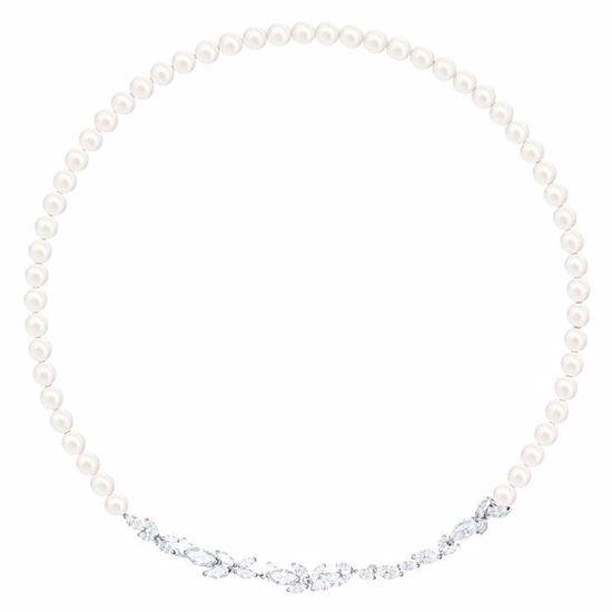 Swarovski collier Louison Pearl - 5414693
