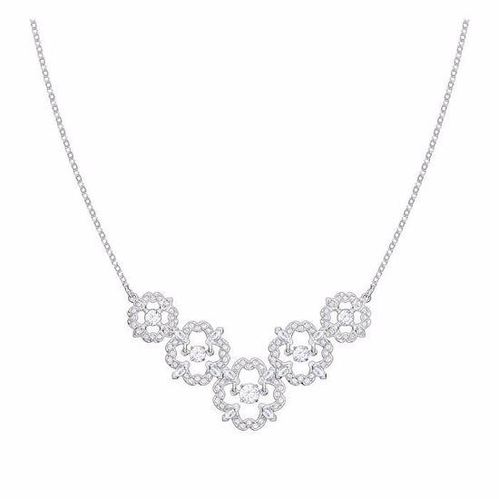 Swarovski collier Sparkling Dance Flower - 5397240