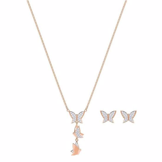 Swarovski smykkesett Lilia Set - 5382365