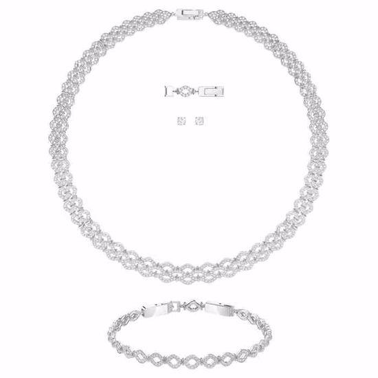 Swarovski smykkesett Lace Set - 5371383
