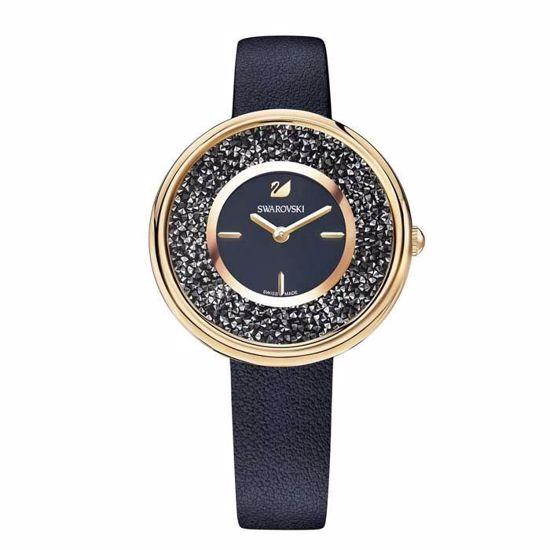 Swarovski klokke Crystalline Pure Leather - 5275043