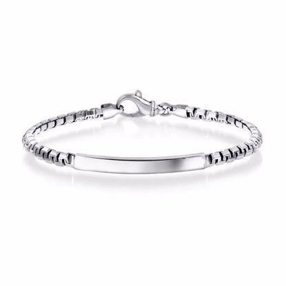Armbånd i sølv. Alexander - 972300