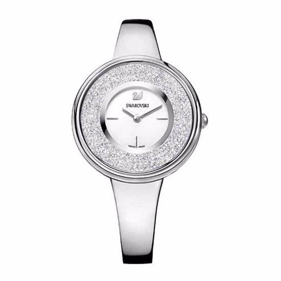 Swarovski klokke Crystalline Pure,Silver- 5269256