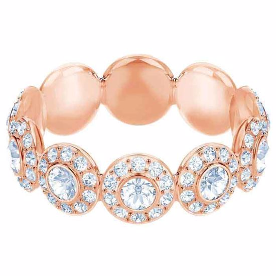 Swarovski ring Angelic, rose - 5448854