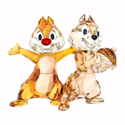 Swarovski figurer. Disney - Chip 'n' Dale - 5302334