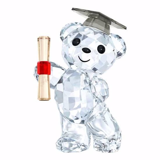 Swarovski figurer. Kris Bear - Graduation - 5301572