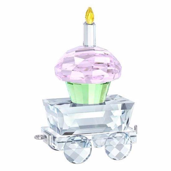 Swarovski figurer. Cupcake Wagon - 5377674