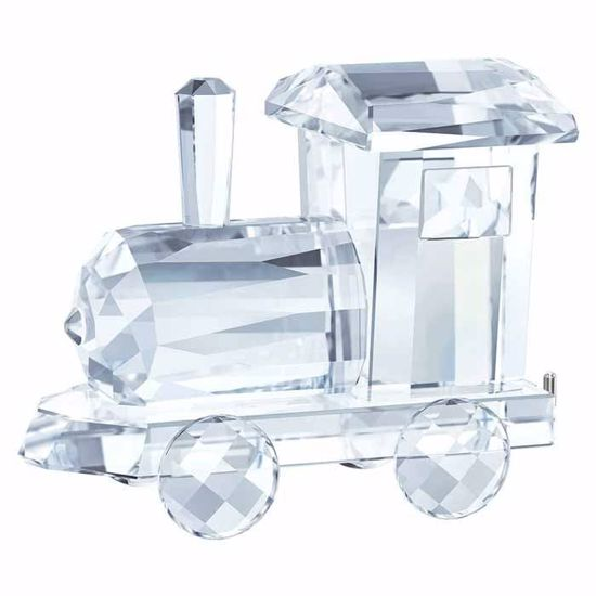 Swarovski figurer. Locomotive - 5364562