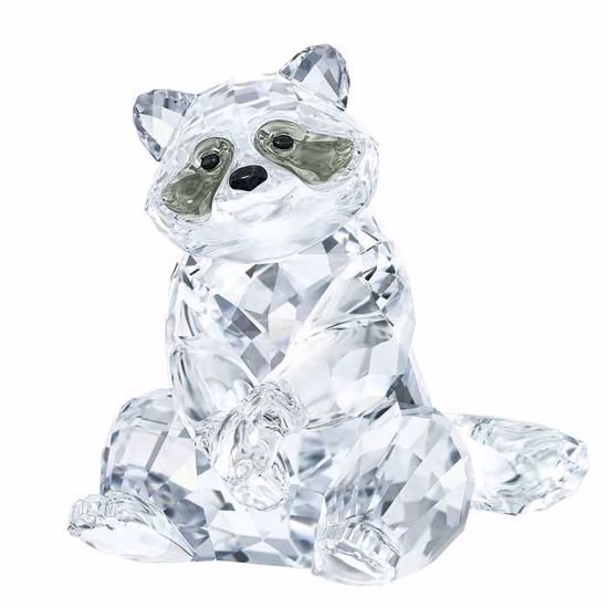 Swarovski figurer. Raccoon - 5301563