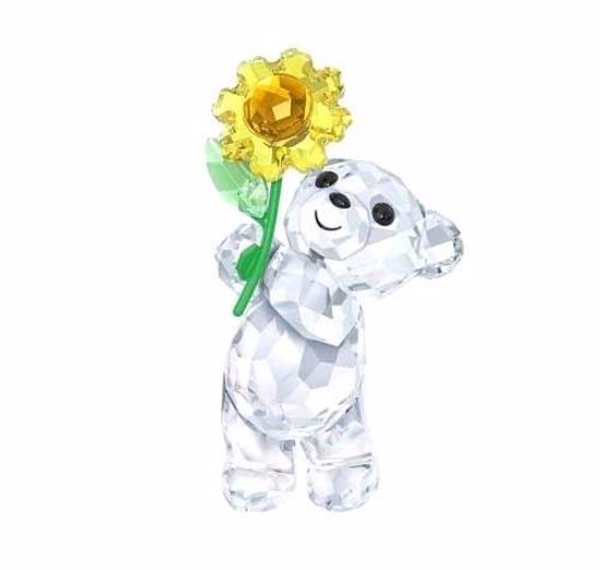 Swarovski figurer. Kris Bear - A Sunflower for You - 5268764