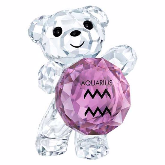 Swarovski figurer. Kris Bear - Aquarius - 5396292
