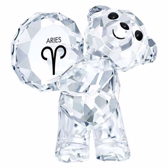 Swarovski figurer. Kris Bear - Aries - 5396279