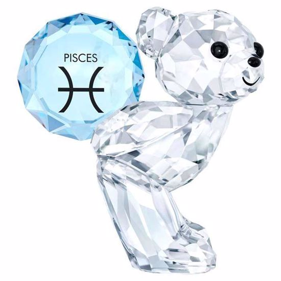 Swarovski figurer. Kris Bear - Pisces - 5396294