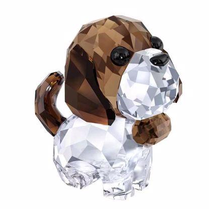 Swarovski figurer. Puppy - Bernie the Saint Bernard - 5213704