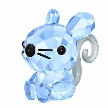 Swarovski figurer. Zodiac - Charming Rat - 5302558