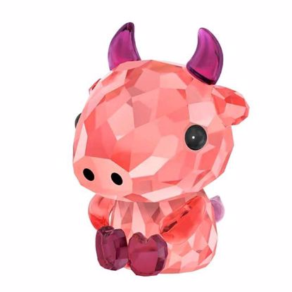 Swarovski figurer. Zodiac - Dependable Ox - 5302556