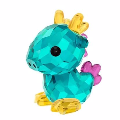 Swarovski figurer. Zodiac - Majestic Dragon - 5302554