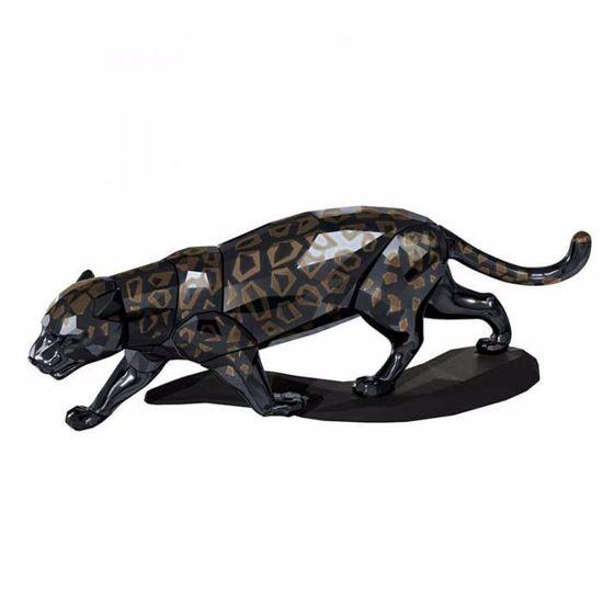 Swarovski figurer. Black Jaguar - 5048145